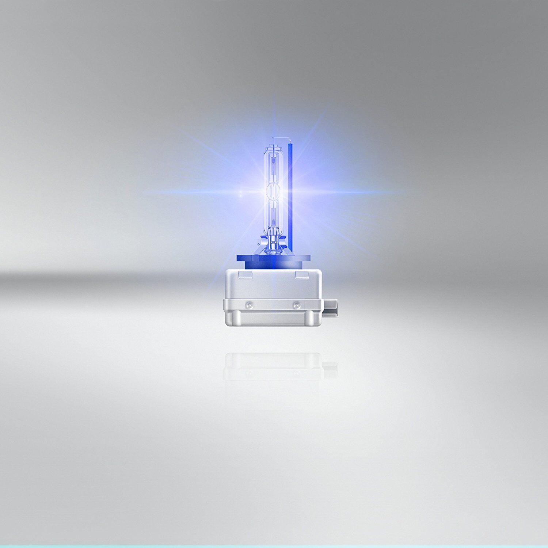 OSRAM Original D3S Xenarc Cool Blue Boost Xenon Set of 2x Bulbs 7000K 66140CBB