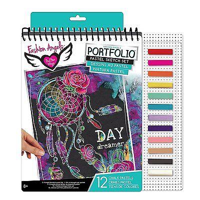 olio Pastel Sketch Set 8+ Years (Fashion Angels Sketch Portfolio)