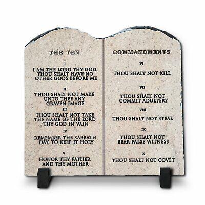 The Ten Commandments   Tablet (Ten Commandments Tablets)