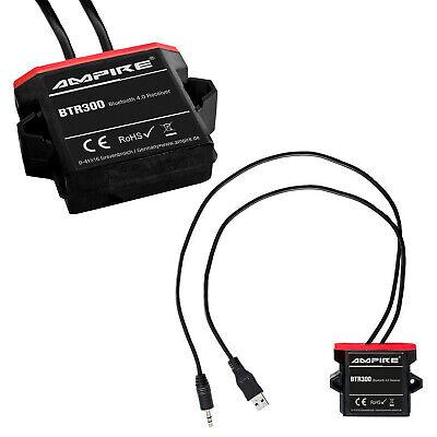 Aux Jack MP3 USB Adapter Many Vehicles Original Ampire Bluetooth Interface