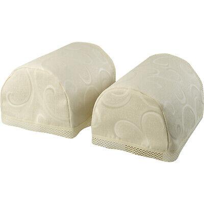 Wohnzimmer Traditionellen Sofa (Arm Kappe Paar Runde Traditionelle Wirbel Häkel Rand Möbel Stuhl Sofaschoner)