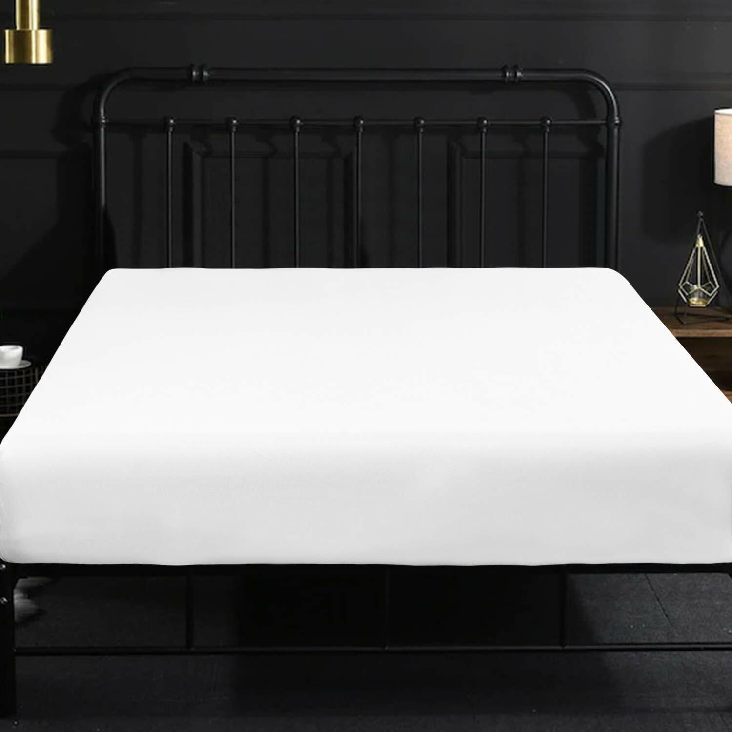 NTBAY 100% Microfiber Twin Extra-Long Size Brushed Lightweig