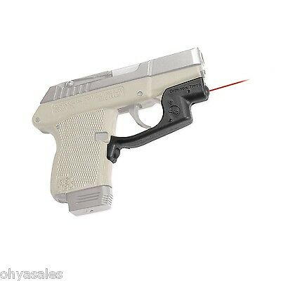 Crimson Trace Red Laserguard for Kel-Tec P3AT and P32 Pistols -