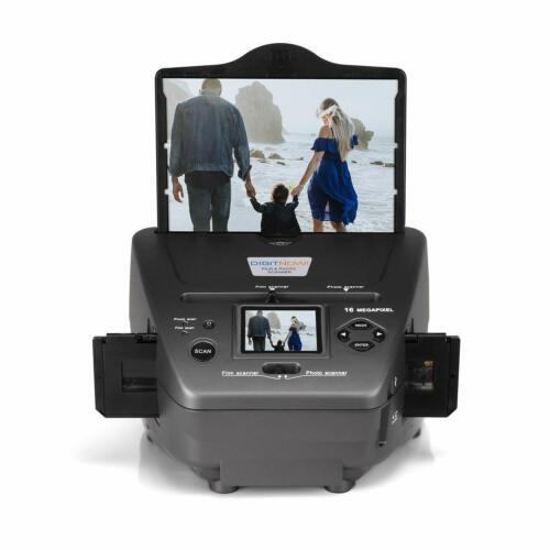 16MP All-In-1-Film Diascanner und 2.4 Zoll LCD Display, Multiscanner für Fotos