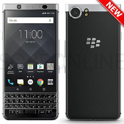 "BlackBerry KEYone BBB100-1 (Plant UNLOCKED) 12MP 3GB RAM 4.5"" IPS 32GB"