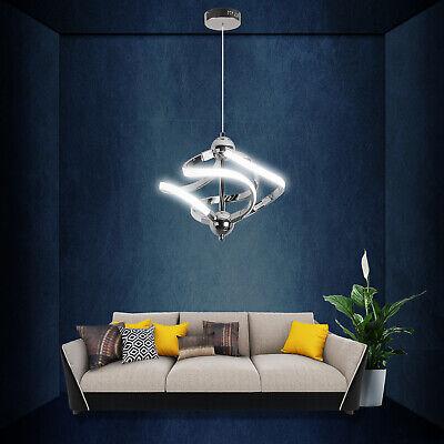 23W LED moderna lámpara colgante de techo iluminación decorativa ajustable