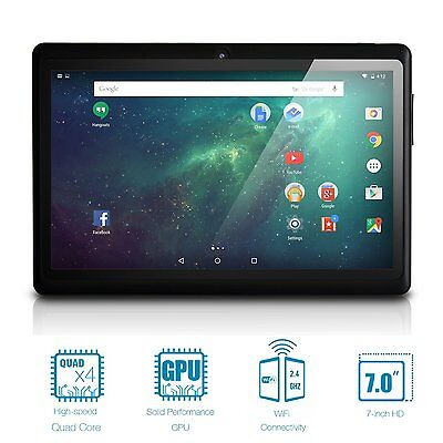 NeuTab 7 inch Tablet Quad Core Google Android 8GB HD 1024x600 Dual Camera WiFi