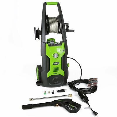 Greenworks 5100302 13 Amp 1,950 PSI 1.2 GPM Electric