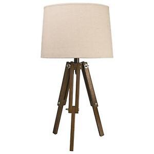Superior Vintage Tripod Lamps