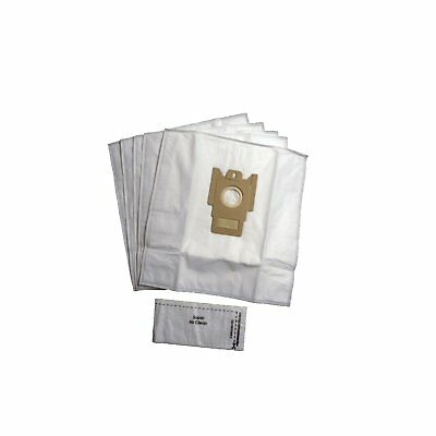 5 Miele G N Allergy Bags + 4 Filters, Canister, Life Style, United Kingdom, Delu