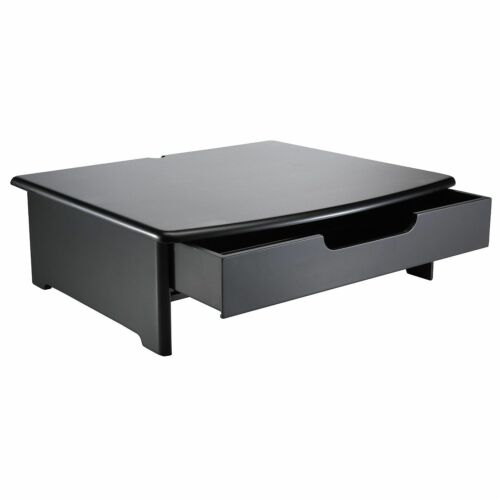 Rolodex Computer Monitor Riser Stand Laptop Desk Tray Sto...