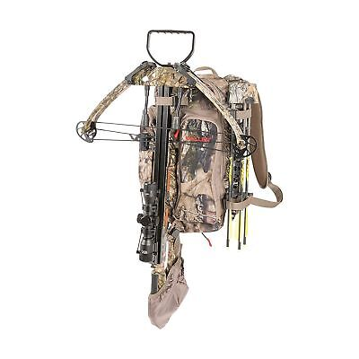 Crossbow Backpack Hunting Pack Bow Carry Gun Extension Hunt Bag Pack Padded