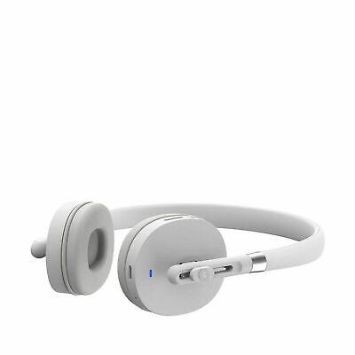Original Motorola Moto Pulse Wireless Bluetooth On Ear Headphones - White