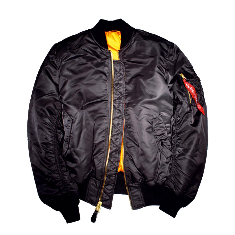 alpha industries ma 1 men 39 s jacket 5 colors jacket flight. Black Bedroom Furniture Sets. Home Design Ideas