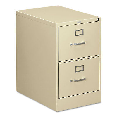 Hon 310 Series Two-drawer Full-suspension File Legal 26-12d Putty 312cpl