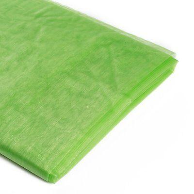 10-Yard Sheer Organza Fabric Bolt, 58-Inch