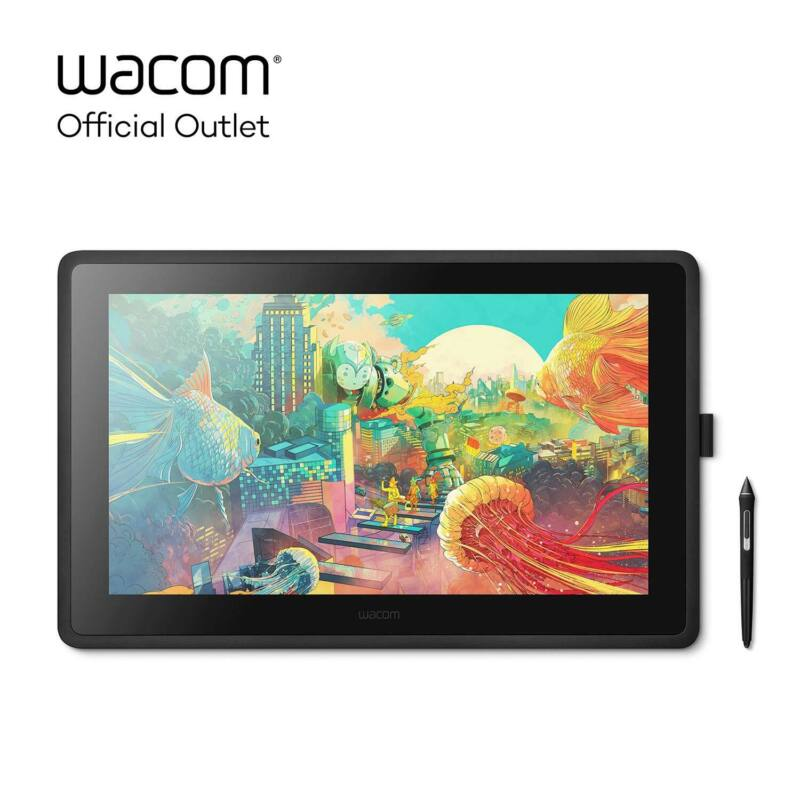Used Wacom Cintiq 22 Full HD Drawing Monitor, 2019 version