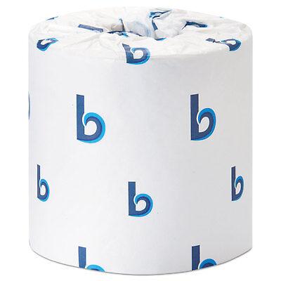 Boardwalk Office Packs Standard Bathroom Tissue 2-Ply White 350 Sheets/RL 48