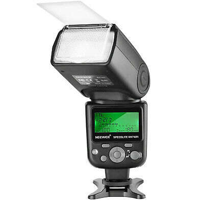 Neewer NW760 Remote TTL Flash Speedlite with LCD Display for Nikon D7200 D7100