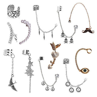 10 Unique Fashion Earrings Gift Set for Christmas Gifts Women Girl Teens ()
