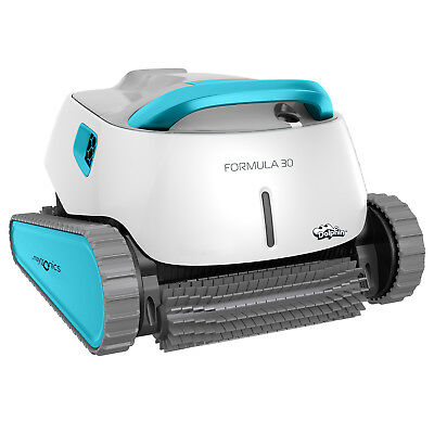 Dolphin Formula 30 robot limpiafondos piscina eléctrico pool cleaner