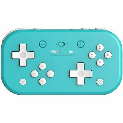 8BITDO LITE BLUETOOTH GAMEPAD TURQUOISE for Nintendo Switch Lite BRAND NEW