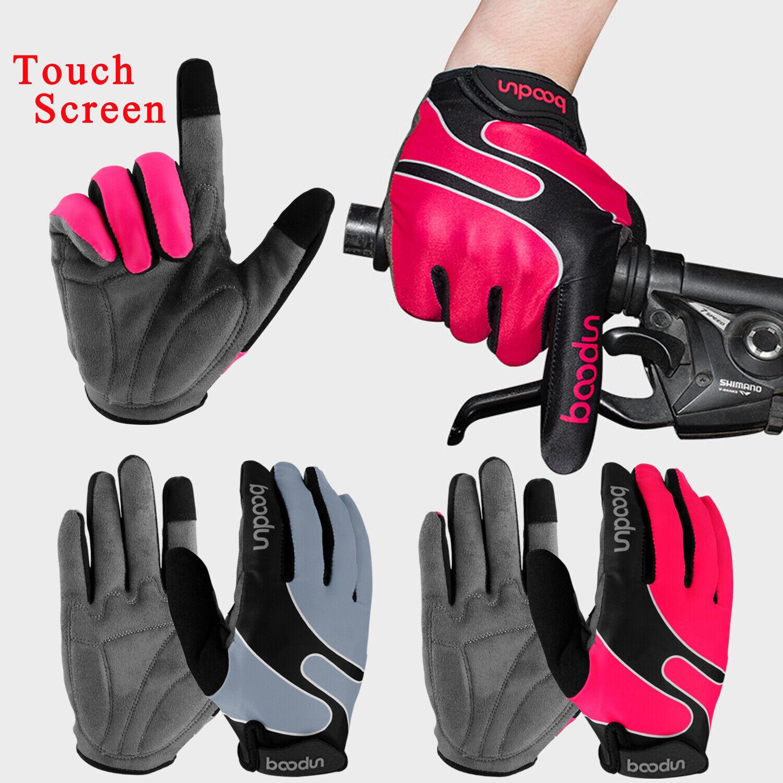 cycling bike gloves full finger mtb racing