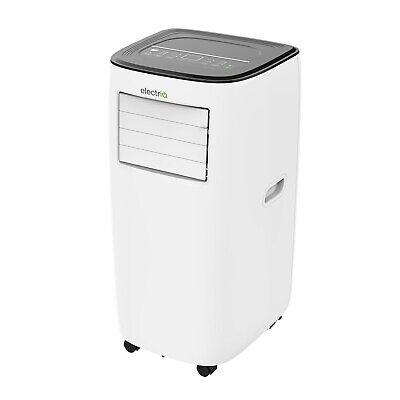 electriQ EcoSilent 10000 BTU Portable Air Conditioner - for rooms up to...
