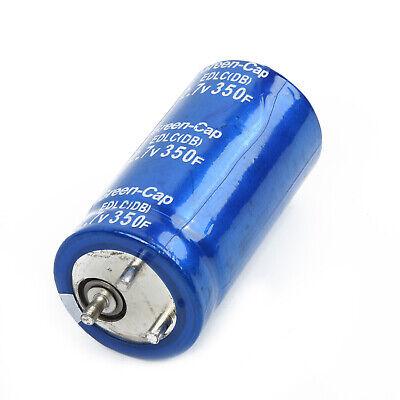 350f 2.7v Super Capacitance Farad Ultra Capacitor 35x60mm High Power Supercap