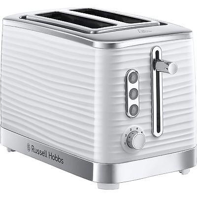 Russell Hobbs 24370 Inspire High Gloss Plastic 2-Slice Toast