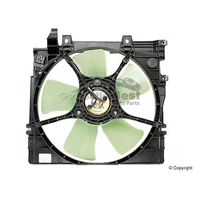 - One New Performance Radiator Engine Cooling Fan Motor 600350 45121AC000