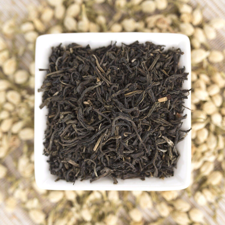 Jasmine Green Tea Premium loose leaf tea bags or ice tea bag