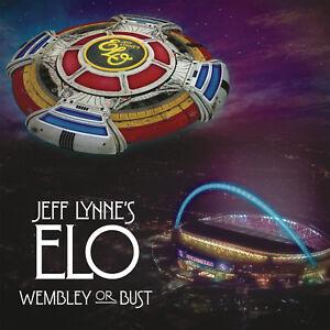 Jeff Lynne's ELO - Wembley or Bust - New 2CD/DVD Album