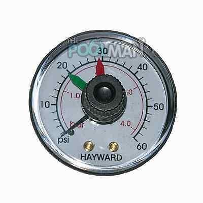 New Hayward Filter Pressure Gauge OEM Part ECX2712-B1
