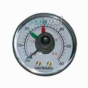 New-Hayward-Filter-Pressure-Gauge-OEM-Part-ECX2712-B1