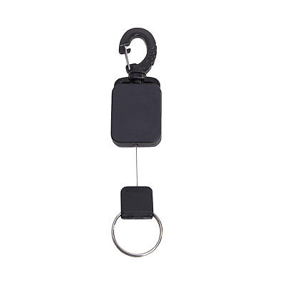 (Trident Clip On Mini Retractor with Split Ring Attachment )
