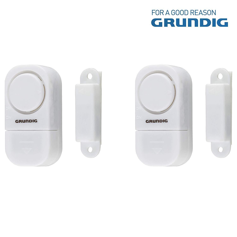 SAFETY FIRST FENSTERALARM TÜRALARM 110 dB  ALARM Einbruch Schutz Sicherheit
