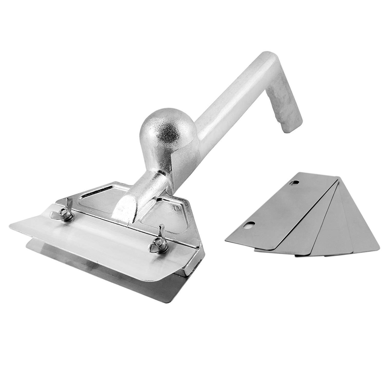 Cornucopia Brands Heavy Duty Commercial Grade Metal Flat Top