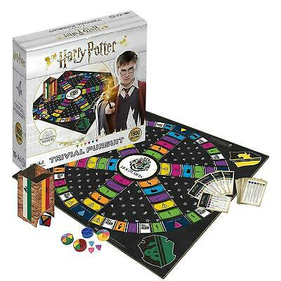 Harry Potter Game Trivial Pursuit Full Size Ultimate Edition Xmas Birthday Gift