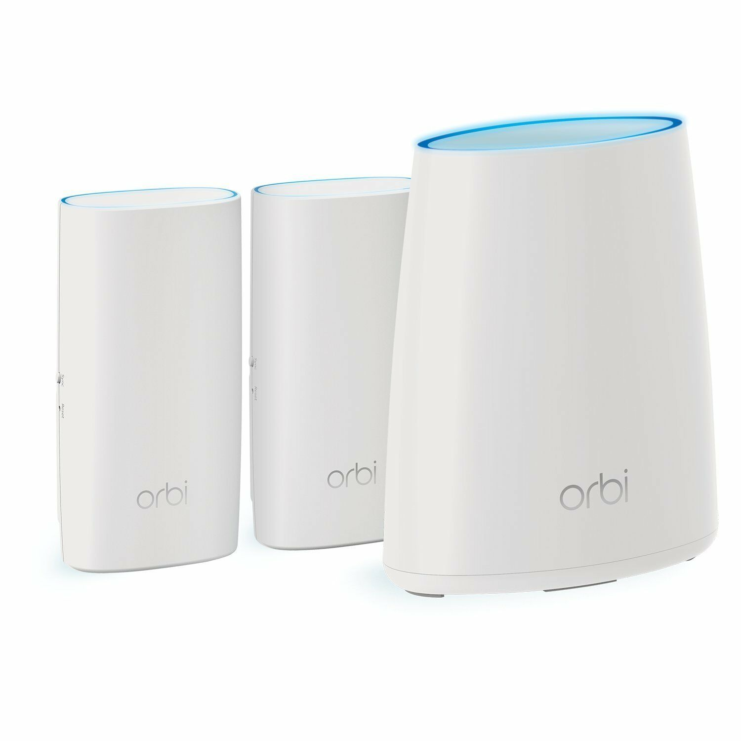 NETGEAR Orbi Wall-Plug Whole Home Mesh WiFi System - WiFi Ro