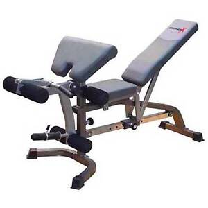 BODYWORX C330 DELUXE UTILITY BENCH Canning Vale Canning Area Preview
