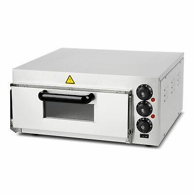 vertes horno pizza pizzería pan eléctrico profesional 1 cámaras combustión