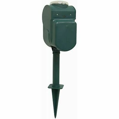 Ge 24-hour Onoff Outdoor Mechanical Timer With Yardstake 15107