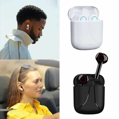 Bluetooth Headset Wireless Earbuds Earphones in-Ear Headphones Auto Pair buds