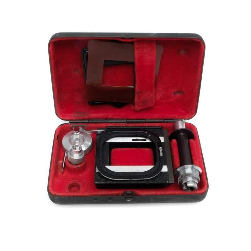 Rollei Rolleikin C 35mm Film Adapter Kit for Rolleiflex 2.8C 2.8D