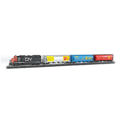 Bachmann Trains Canadian Harvest Express HO Scale Electric Train Set | 735-BT