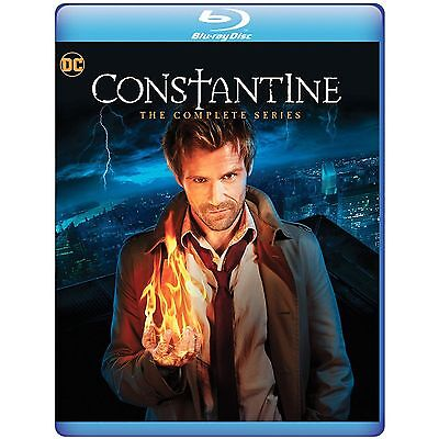 Constantine: First Season 1 Complete Series (Blu-ray Disc, 2016, 3-Disc Set)