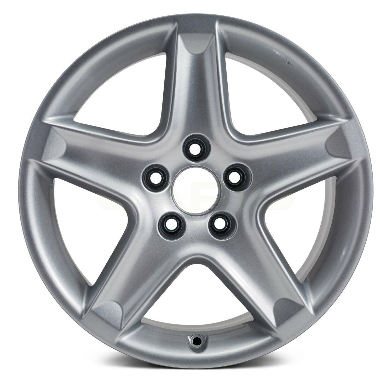 New 17x8 Inch Alloy Wheel Rim 2001-2007 Acura TL 5 Lug 114