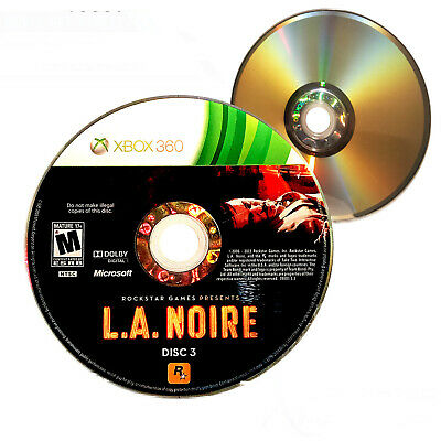 (Nearly New) Disc 3 ONLY L.A. Noire Xbox 360 Action Video Game - XclusiveDealz for sale  Shipping to India