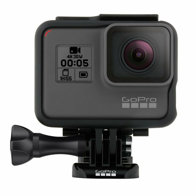 GoPro Hero5 Black Ultra HD 4k Action Camera